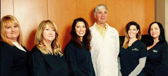 Dr. Radokovich and staff at Joeseph J. Radakovich, DMD in Portland, OR